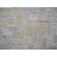 Redressed Walling Stone